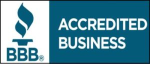We are an Accredited Business Bureau roofing company.