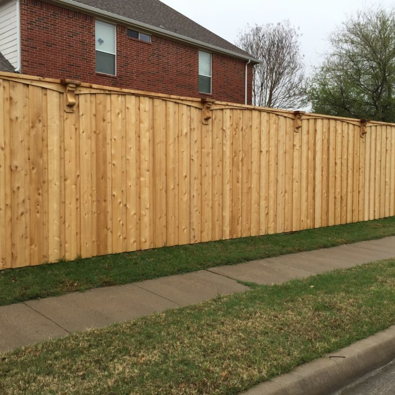 decorative fence, fence installation, fence professional, trim pieces, custom fence contractor, decorative fence design, Kingdom Roof and Fence